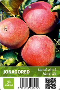 Jabloň JONAGORED